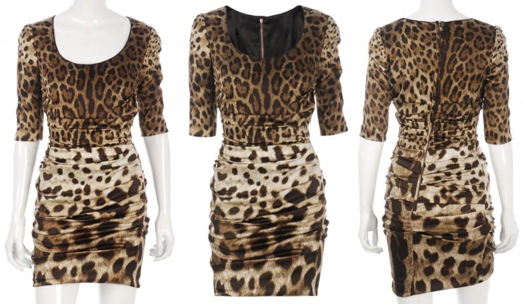 Animal-print-dresses