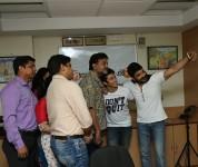 Meet & Greet with starcast of Yeti Obhijaan – Prosenjit Chatterjee, Srijit Mukherjee, Aryann