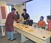 Meet & Greet with starcast of Shob Bhuture – Abir,Sohini & Birsa Dasgupta