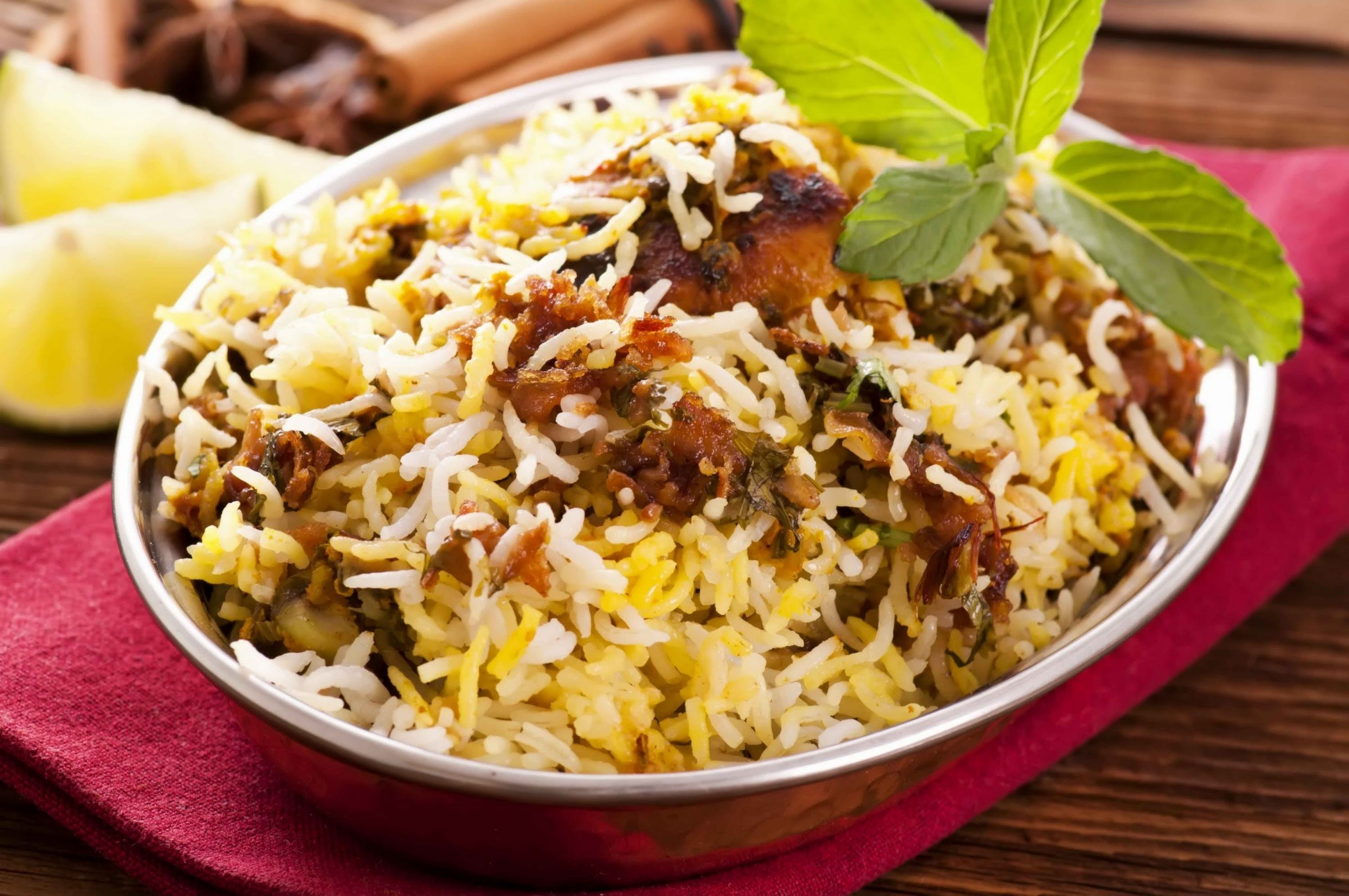 May Chapter – Biryani